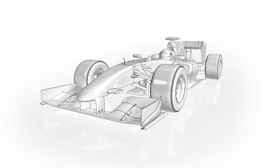 Will Barker – Formula Student