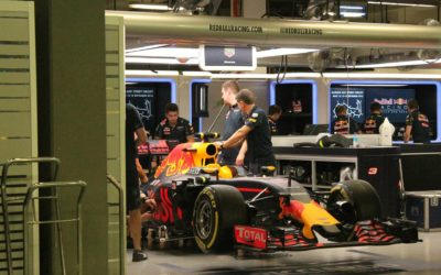 Apply for an industrial placement with Red Bull Racing