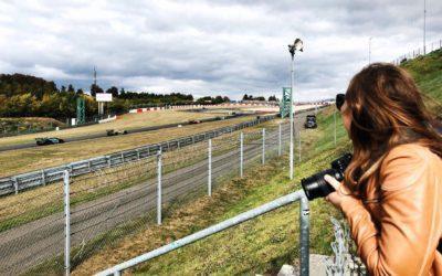 My Journey into F1 by Julia Paradowska