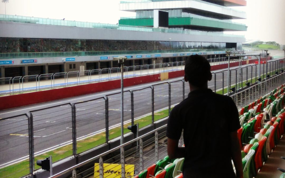 Adit's journey so far, on the road to Formula 1