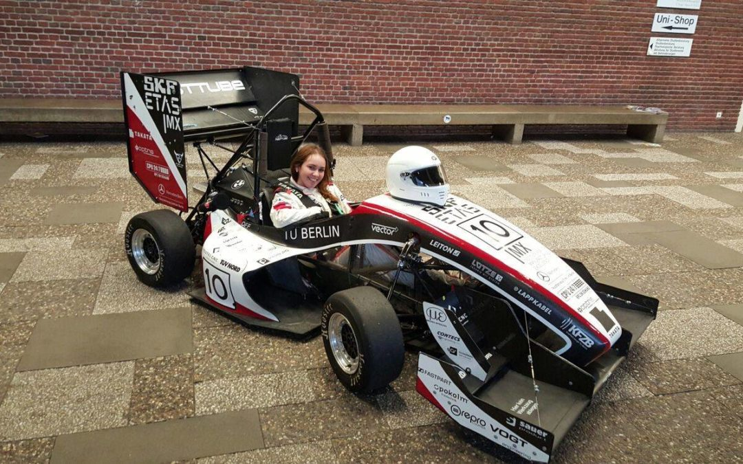 Dreaming of a career in F1 – Julia Baldyga