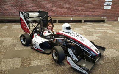 Dreaming of a career in F1 – Julia Baldyga