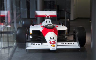 Graduate Schemes with McLaren Racing