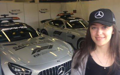 Interview with Rachel McGrath: Aeronautical Engineering Student and Formula Careers Co-Founder, on her path into Formula 1