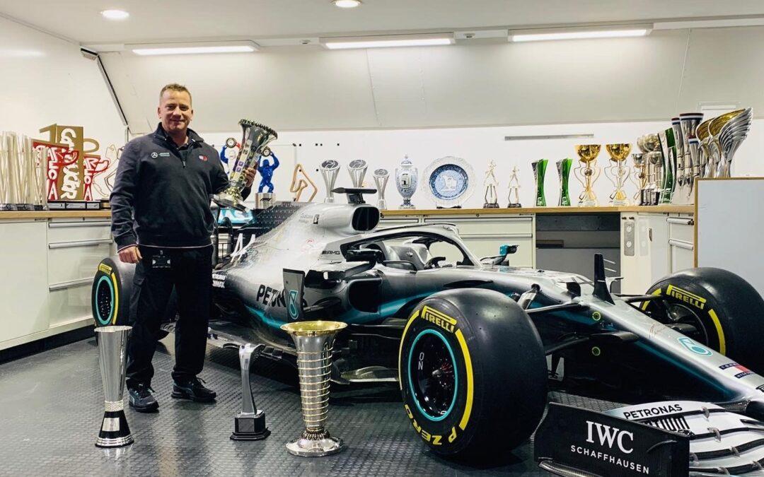 Shane, O'Callaghan, Composite Laminates Inspector, Mercedes AMG Petronas Formula One Team