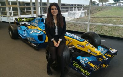 Women in Motorsport Series – Maria Rubia Vazquez