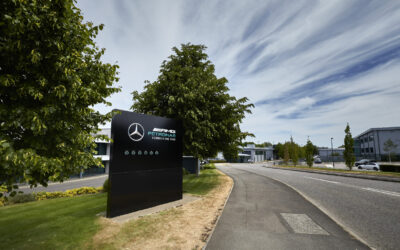 Apply for an Industrial Placement with Mercedes AMG Petronas Formula One Team