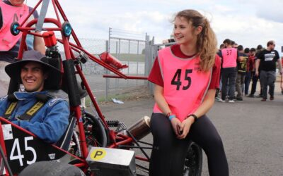 Grace Johnson, Masters Student and Former Renault Sport F1 Team Intern – her journey so far