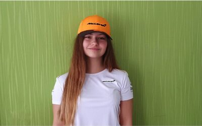 """""""Future Faces of F1?"""" –  The Student Series – Leonie Moeser"""