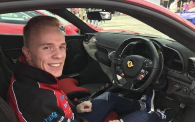 """Future Faces of F1?"" –  The Student Series – Samuel Mussett"