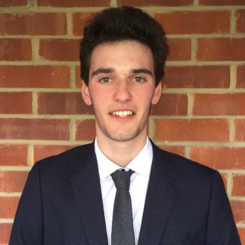 Meet Joe Luscombe, Partnerships Manager with Formula Careers
